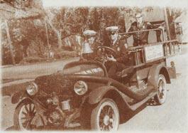 1927 Chevrolet Firetruck