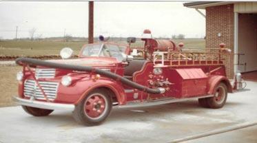 1941 GMC Firetruck