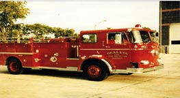 1960 Seagraves Firetruck