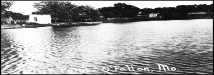 1906 Mill Pond - O'Fallon Fire's water source