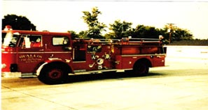 Seagraves firetruck - alternate view