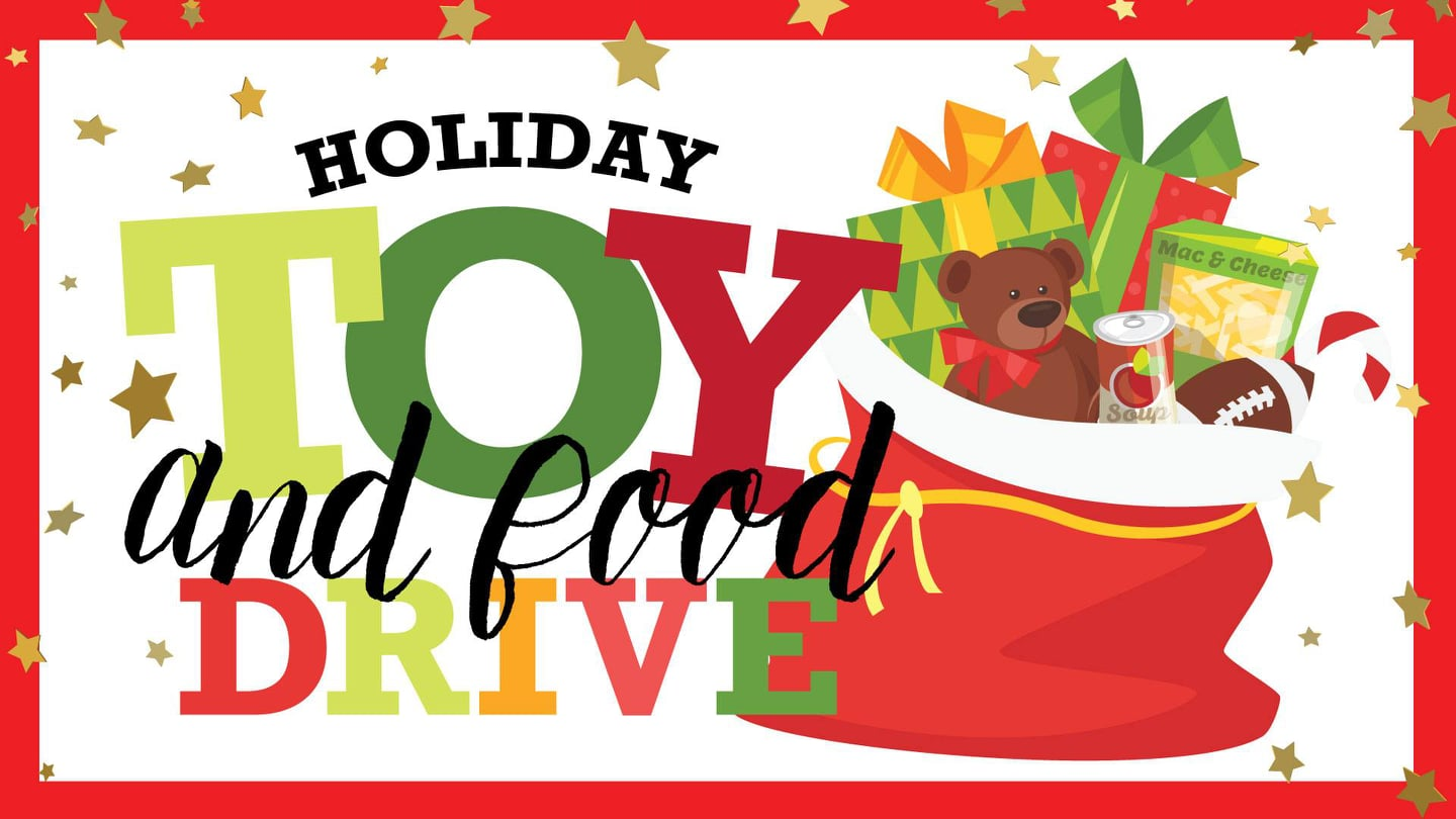 Holiday Toy & Food Drive 2019