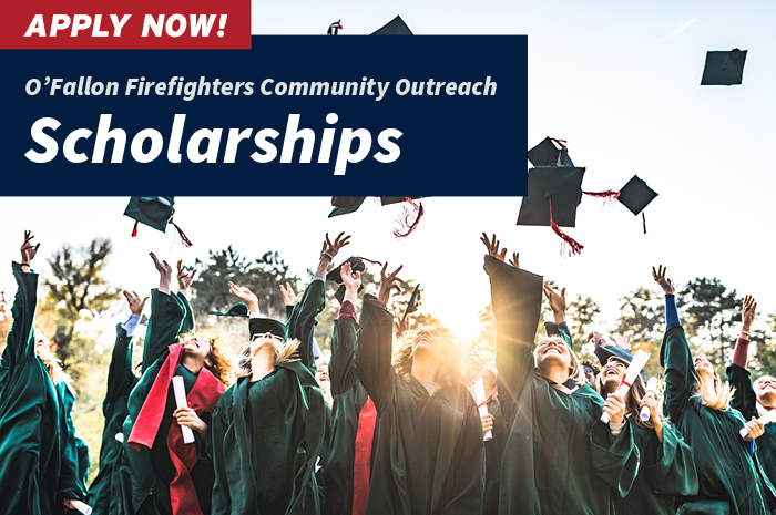 O'Fallon Firefighters Community Outreach Scholarships 2020