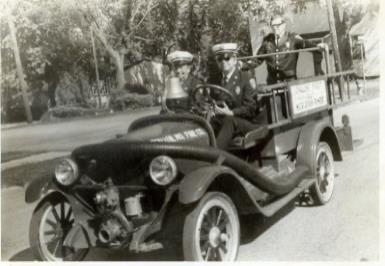 OFPD First Fire Truck