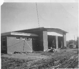 O'Fallon Fire Protection District Station #1 Construction
