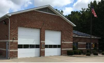 New OFPD Fire Station #3
