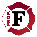 Proposition F Logo
