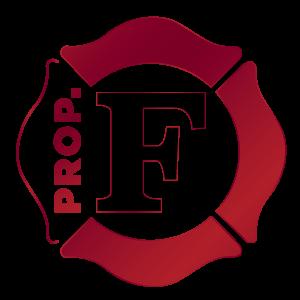 Proposition F Logo
